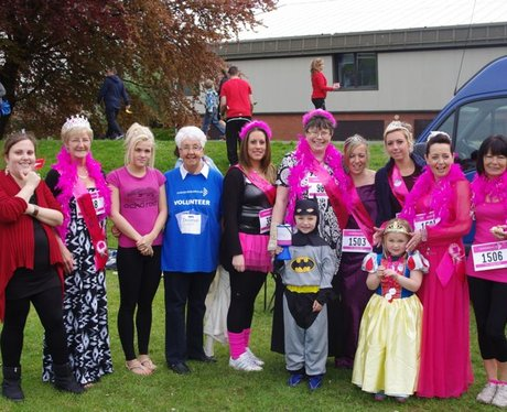 Race For Life Bridgend