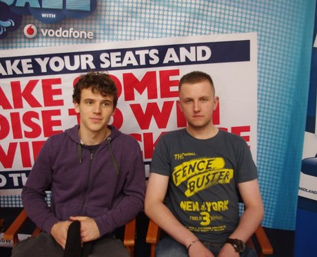 Take Your Seat - Derby College
