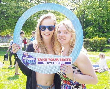 Take Your Seats - Darlington