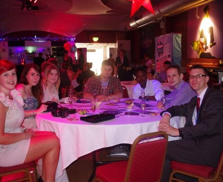 Take Your Seats - Solent Uni Awards