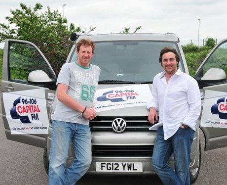 Camper, VW, Dino, Pete, East, Midlands, Van