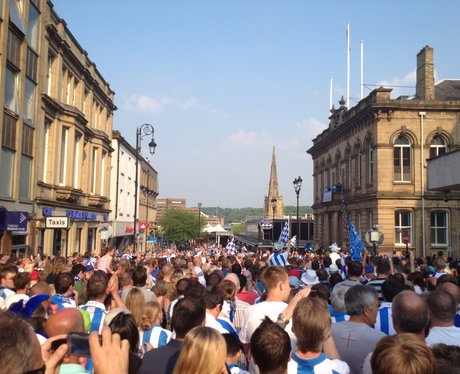 Juddersfield town Parade