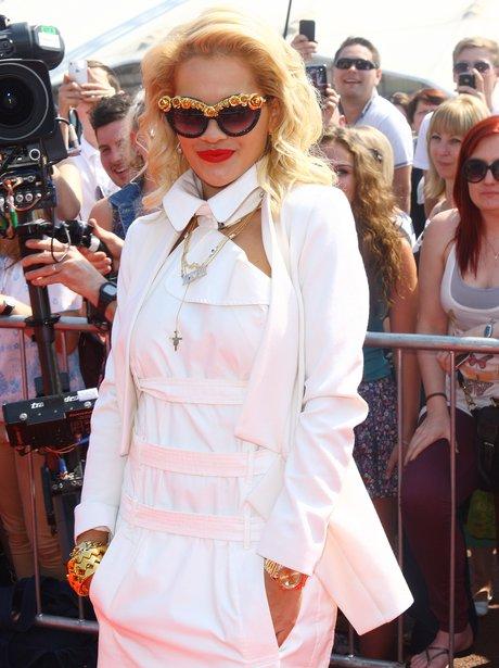 Rita Ora X Fcator Auditions