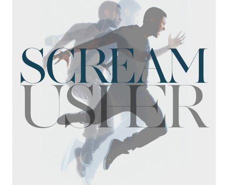Usher's 'Scream' single cover.