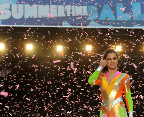 Cheryl Cole live at the Summertime Ball 2012