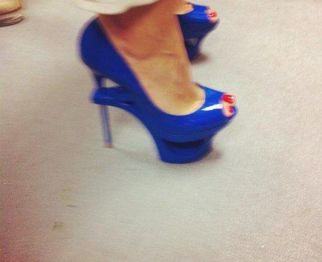 Guess Who's Shoe?