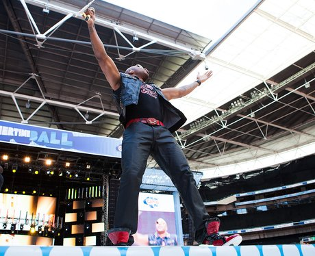 Flo Rida live at the Summertime Ball 2012
