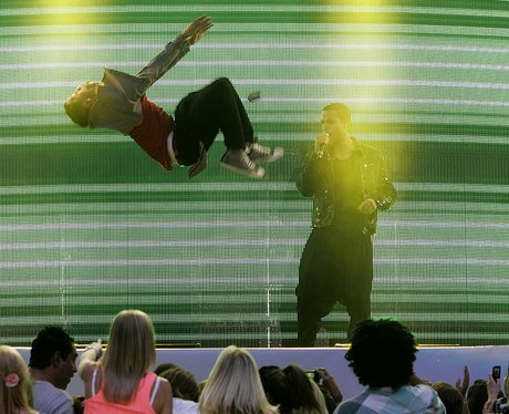 JLS  Capital FM Summertime Ball 2010