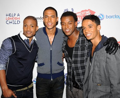 JLS Capital FM Summertime Ball 2009