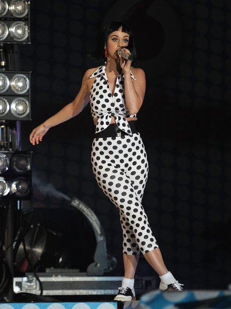 Katy Perry live at the 2012 Summertime Ball