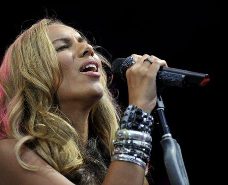 Leona Lewis Capital FM Summertime Ball 2009