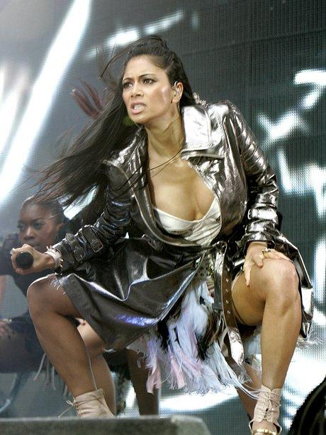 Nicole Scherzinger Capital FM Summertime Ball 2011