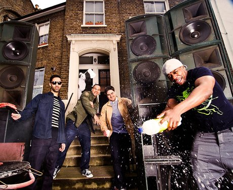 Rudimental press shot