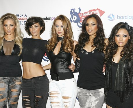 The Saturdays Capital FM Summertime Ball 2009