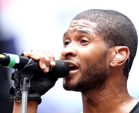 Usher Capital FM Summertime Ball 2010