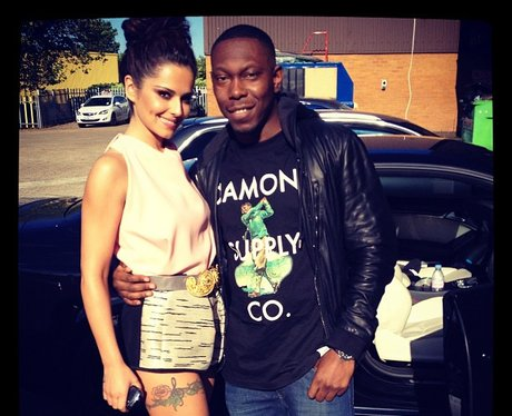 Cheryl Cole and Dizzee Rascal