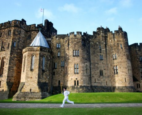 Olympic Torch Relay - Alnwick