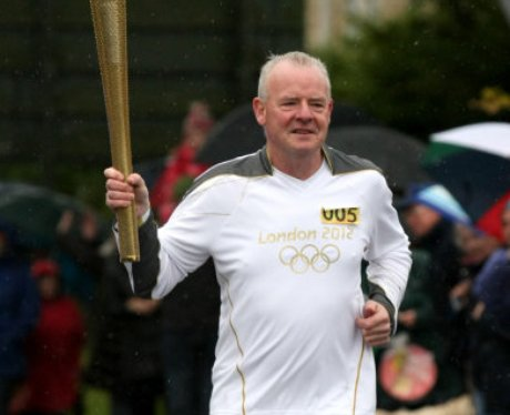 Olympic Torch Relay - Ashington