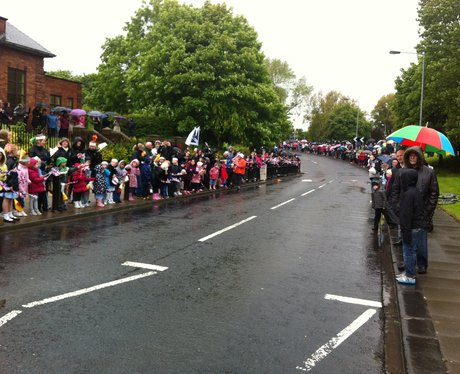 Olympic Torch Relay - Blyth 5