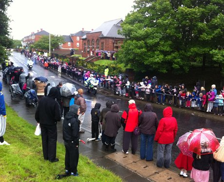 Olympic Torch Relay - Blyth 6
