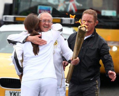 Olympic Torch Relay - Sunderland