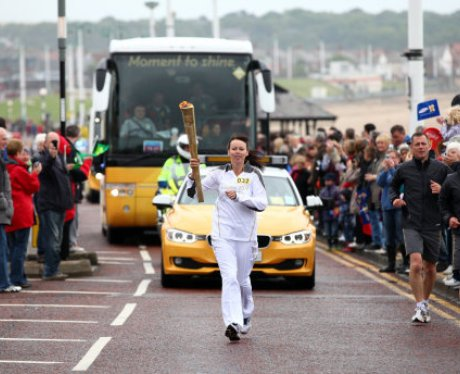 Olympic Torch Relay - Sunderland