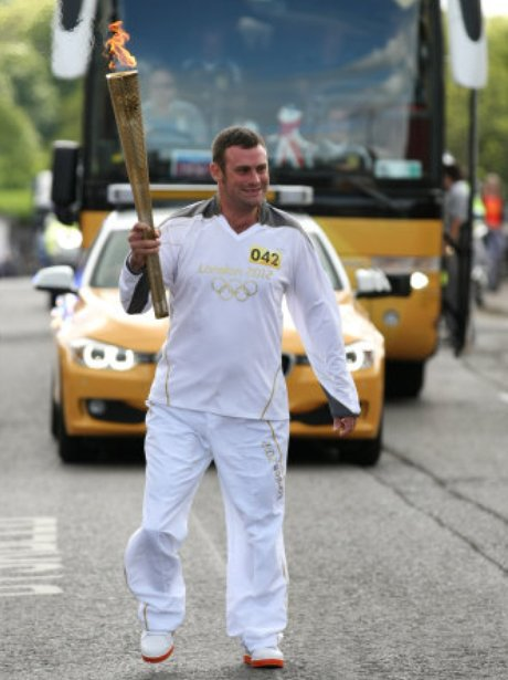 olympic torch relay scotland