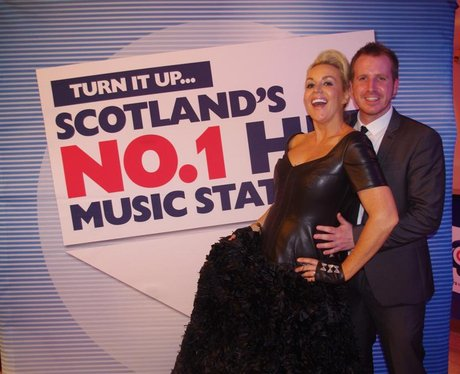 Were you Pap'd at the 2012 Scottish Fashion Awards