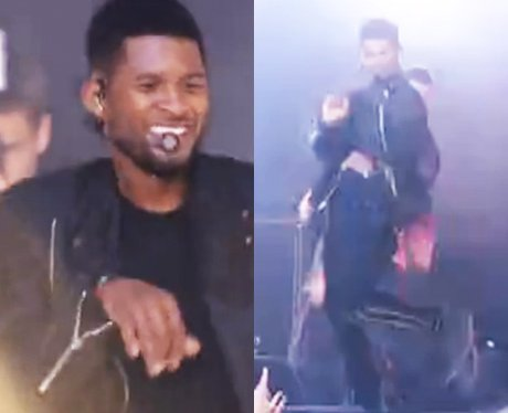 Usher Pony Dance