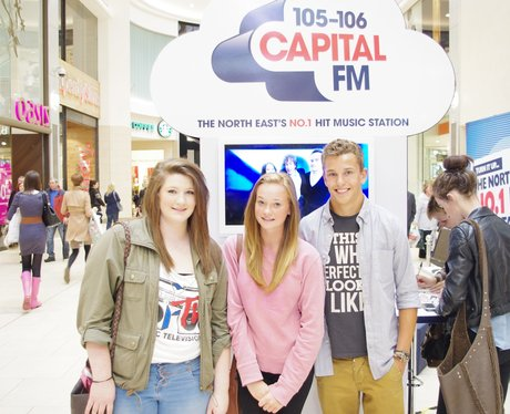Capital Pad at Eldon Square 16.06.12