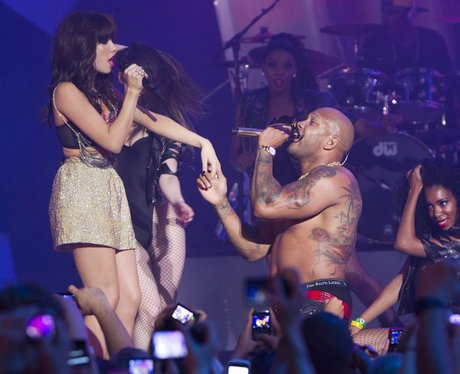 Carly Rae Jepsen and Flo Rida