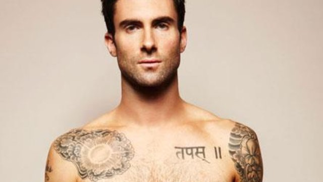 adam levine tattoo guide what do the maroon 5 star 39 s