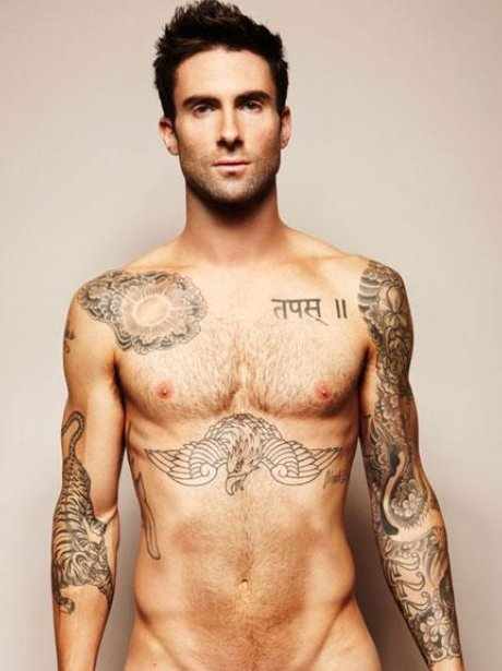 Adam Levine prostate cancer advert