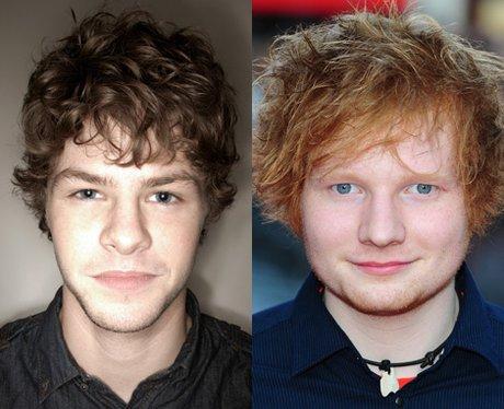 Ed Sheeran and Jay Mcguiness