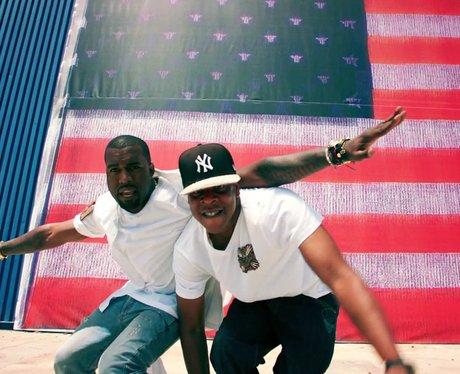 """Jay Z and Kanye West- """"Otis"""""""
