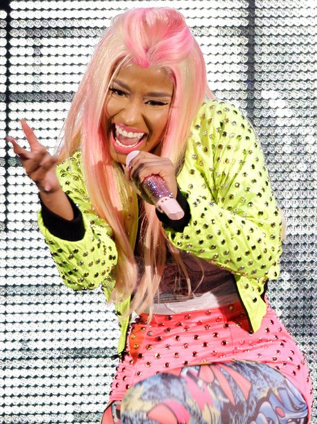 Nicki Minaj Tour