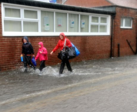 North East Flood Pics