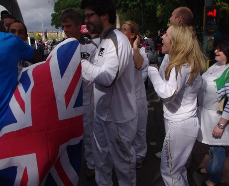 Olympic Torch - The Forest