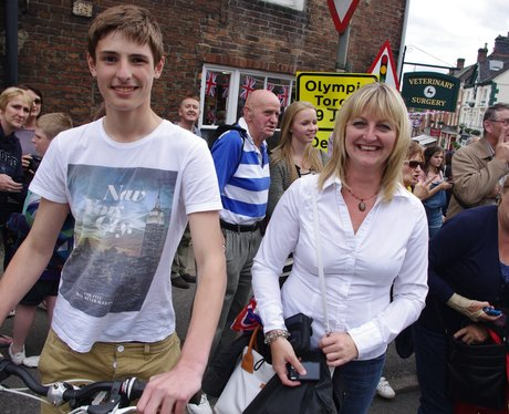 Olympic Torch Relay - Ashbourne