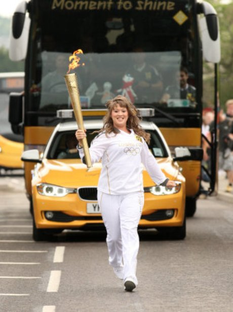 olympic torch relay