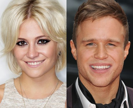 Pixie Lott and Olly Murs