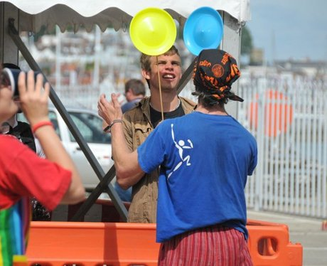 Red Funnel IOW Festival