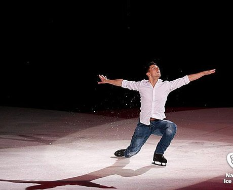 Torvill & Dean at the Capital FM Arena