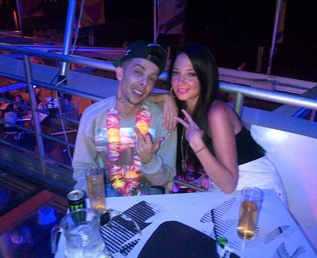 Tulisa and Dappy