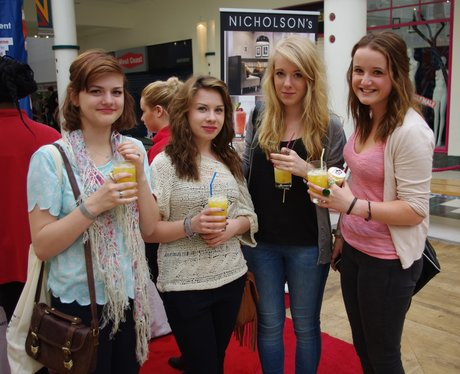 Victoria Centre - Ladies Night