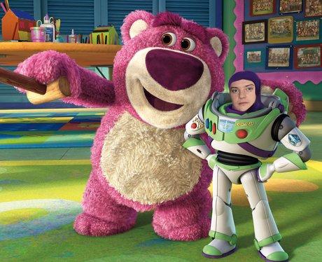 Buzz Lightyear 'Conor Maynard'