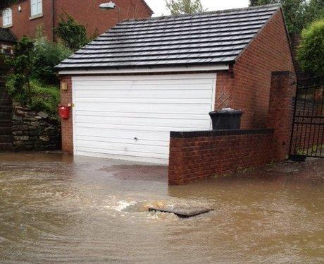 East Midlands Rain & Flooding Updates 1
