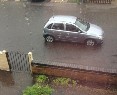 East Midlands Rain & Flooding Updates