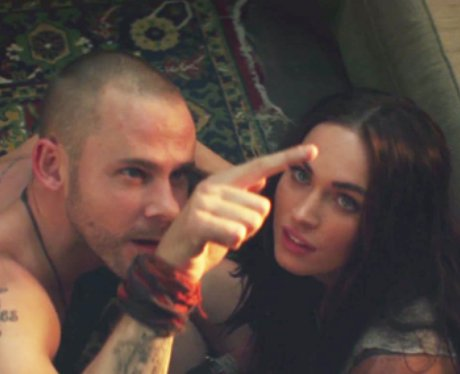 Eminem Feat Rihanna features Megan Fox and Dominic Monagh