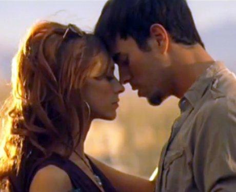 Enrique, Jennifer Love Hewitt and Mickey Rourke in Hero